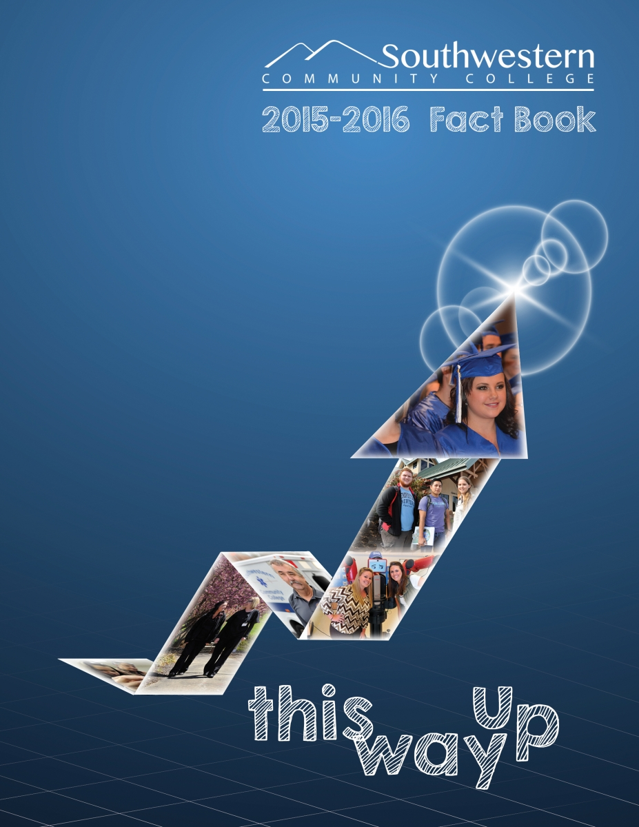 Cover for 2015-2016 Fact Book