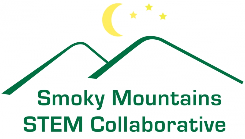 The logo for the Smoky Mountains STEM Collaborative.