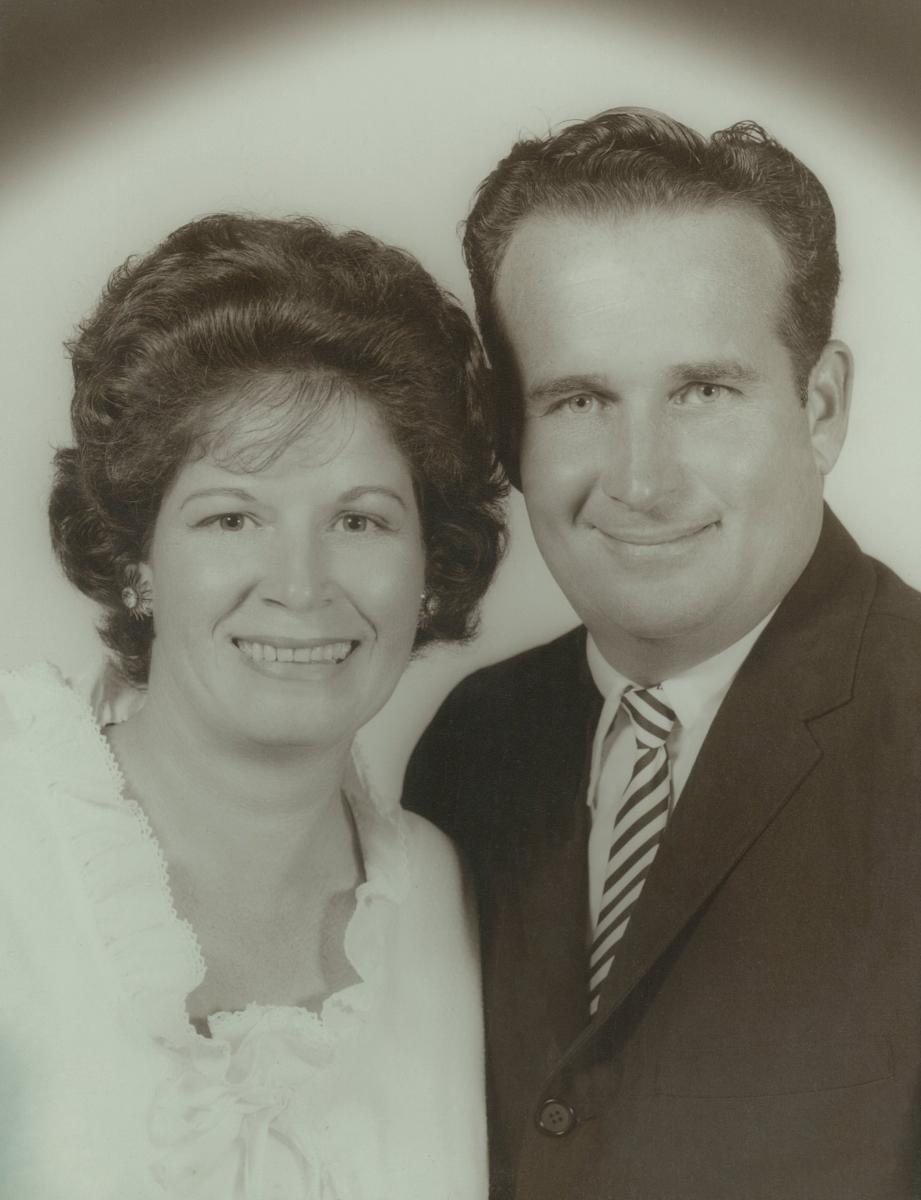 Photo of Alvin Norton and Virginia Kinkaid