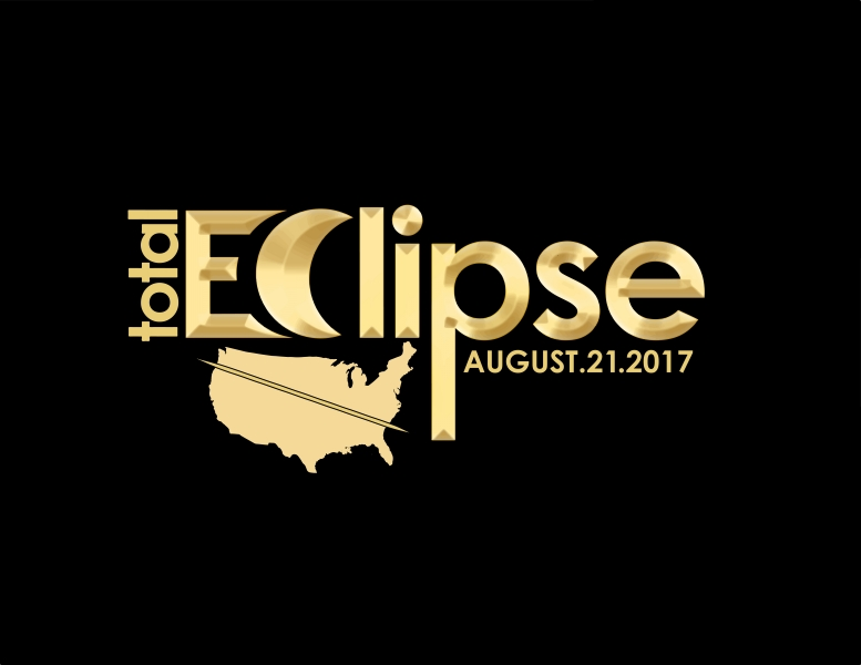 NASA 2017 Eclipse Logo