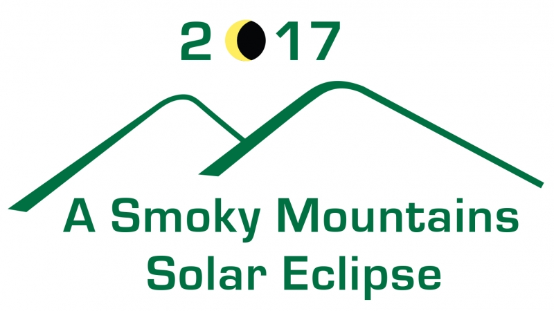 A Smoky Mountains Eclipse Logo