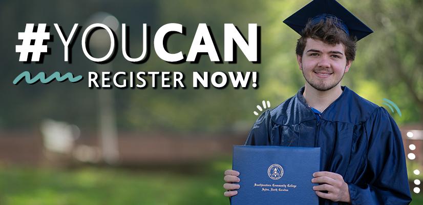 #YouCan Register Now!