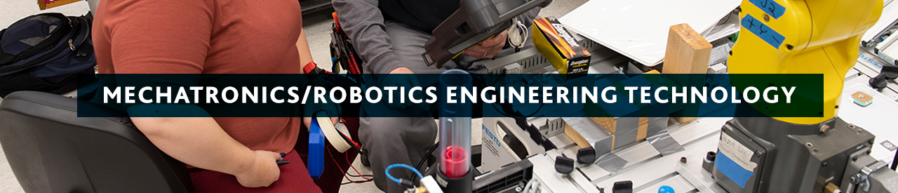 Set your future in motion today with a mechatronics engineering technology degree