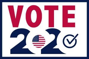 Vote 2020.