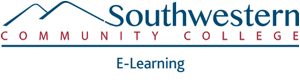 SCC E-Learning Banner