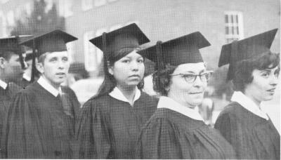 Photo of Early Graduates